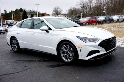 New 2020 Hyundai Sonata SEL FWD 4D Sedan