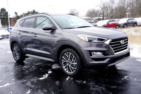 New 2020 Hyundai Tucson Ultimate AWD 4D Sport Utility
